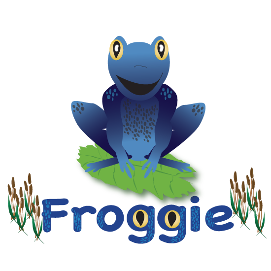 Froggie page link.